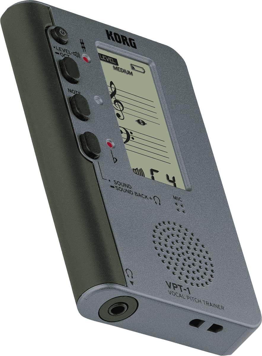 KORG - Répétiteur de voix VPT-1 - Partition - laflutedepan.com