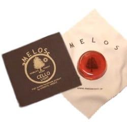 Colophane Claire MELOS pour VIOLONCELLE laflutedepan
