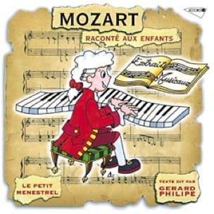 Le Petit Ménestrel : MOZART raconté aux enfants - laflutedepan.com
