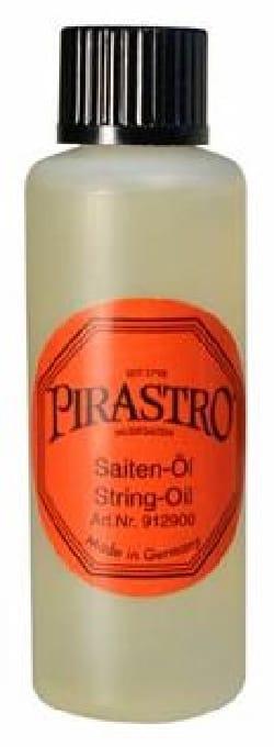 Accessoire pour instruments à cordes - Gut String Cleaner PIRASTRO - String Oil - Accessoire - di-arezzo.co.uk