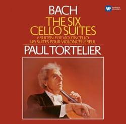 6 Suites pour Violoncelle - TORTELIER Jean-Sébastien BACH laflutedepan