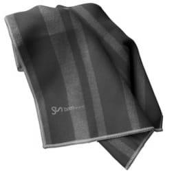 Chiffon BAM Noir taille moyenne pour Instruments à Vents laflutedepan
