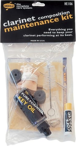 Accessoire pour Clarinette - HERCO maintenance kit for CLARINETTE - Accessoire - di-arezzo.com