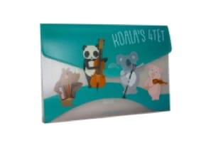 Chemise - Koala's 4tet - Cadeaux - Musique - laflutedepan.com