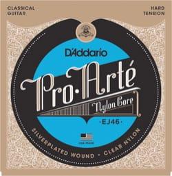 Cordes pour Guitare Classique - ADDARIO PRO ARTE String Set - Heavy Tug - Accessoire - di-arezzo.com