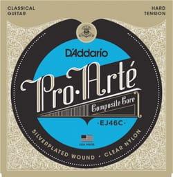 Cordes pour Guitare Classique - ADDARIO PRO ARTE COMPOSITE Rope Set - Heavy Duty - Accessoire - di-arezzo.com