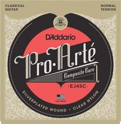 Cordes pour Guitare Classique - ADDARIO PRO ARTE COMPOSITE String Set - NORMAL tie - Accessoire - di-arezzo.com