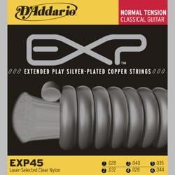 Cordes pour Guitare Classique - ADDARIO EXP String Set - NORMAL Drawn - Accessoire - di-arezzo.com