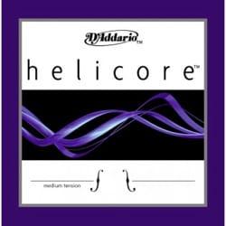 JEU de Cordes D'ADDARIO pour VIOLONCELLE 3/4 HELICORE™ - Tirant MOYEN laflutedepan