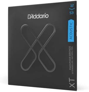 Cordes pour Guitare Acoustique - ADDARIO Acoustic Guitar String Set - EXP16NY Light, 12-53 - Accessoire - di-arezzo.com