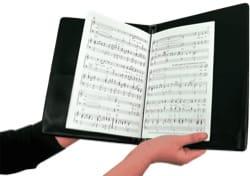 Accessoire pour Chanteur - Sheet music for chorister Manhasset - Accessoire - di-arezzo.co.uk