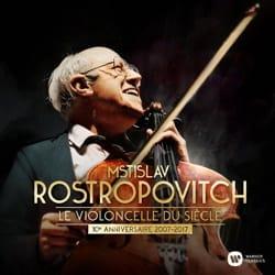 Mstislav ROSTROPOVITCH - El violonchelo del siglo - Mstislav ROSTROPOVITCH - Accessoire - di-arezzo.es