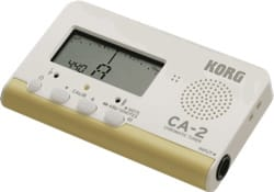 CA-2 KORG - Accordeur Accordeur Chromatique Electronique laflutedepan