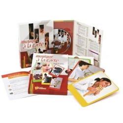 Jeu musical pour enfant - CD付きFULLMUSIC LA CARTEブックレット - Accessoire - di-arezzo.jp