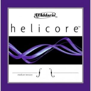 Corde de DO D'ADDARIO pour VIOLONCELLE 3/4 HELICORE™ - Tirant MOYEN - laflutedepan.com