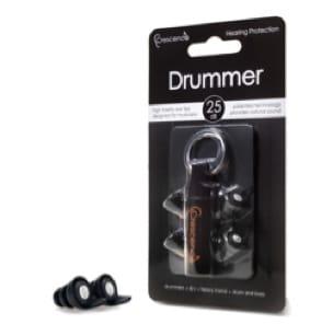 Protections auditives Drummer Pro - 25dB - laflutedepan.com