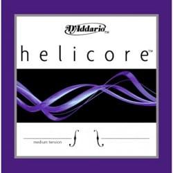 Corde de SOL D'ADDARIO pour VIOLONCELLE 1/2 HELICORE™ - Tirant MOYEN laflutedepan