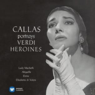 Maria CALLAS chante des Airs d'Opéras de VERDI - laflutedepan.com