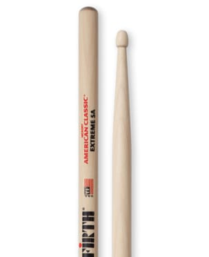 Baguettes Vic Firth American Classic Hickory 5A Extreme laflutedepan