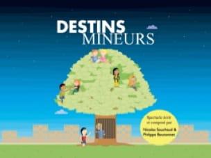 Comédie Musicale DESTINS MINEURS Livret avec DVD FUZEAU - laflutedepan.com
