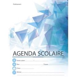 Agenda Scolaire FUZEAU Papeterie Musicale Papier laflutedepan