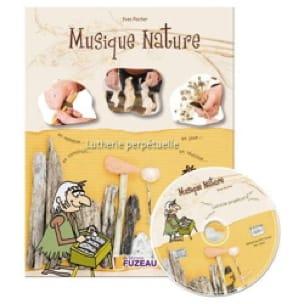 LUTHERIE PERPETUELLE Livret avec CD FUZEAU - laflutedepan.com