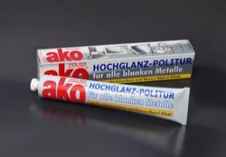 AKO POLISH WENOL - Produit de nettoyage pour tous les métaux brillants laflutedepan