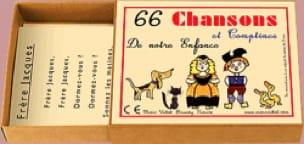 66 Chansons et comptines - Jeu musical pour enfant - laflutedepan.be