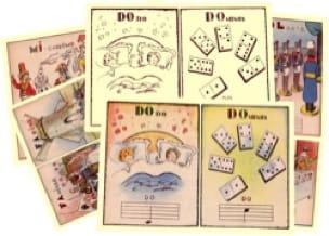 Alphabet musical à colorier - laflutedepan.com