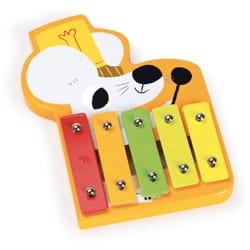 Métallophone Souris Jeu Musical pour enfant Accessoire laflutedepan