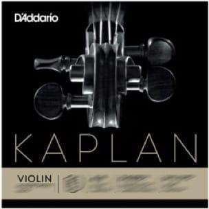 Corde de MI Violon 4/4 Kaplan Solutions Tirant Moyen - laflutedepan.com