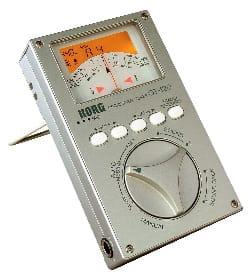 Accordeur Chromatique Electronique - OT-120 KORG - Professional Chromatic Tuner - Versatile - Accessoire - di-arezzo.co.uk