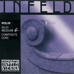 Cordes pour Violon INFELD - THOMASTIK INFELD VIOLIN STRINGSセットブルーハイブリッドコア - Accessoire - di-arezzo.jp