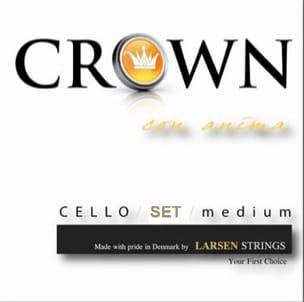 Cordes pour Violoncelle - SET of Strings for CROWN CELLO 4/4 - Accessoire - di-arezzo.com