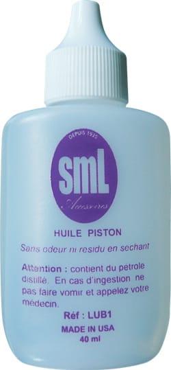 Huile pour piston - SML pour TROMPETTE et CORNET laflutedepan