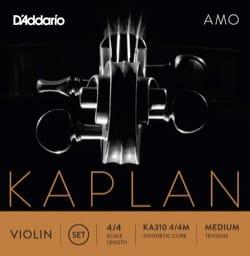 Cordes pour Violon KAPLAN™ - KAPLAN ™ AMO String Set for VIOLIN - MIDDLE Pull - Accessoire - di-arezzo.co.uk