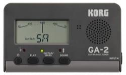 Accordeur Chromatique Electronique - GA-2 KORG - Tuner - Accessoire - di-arezzo.co.uk