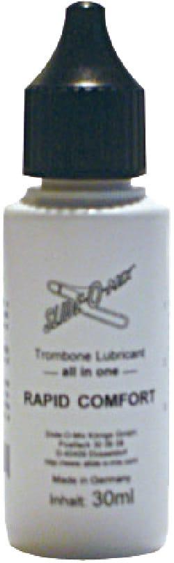 Lubrifiant pour coulisse de Trombone SLIDE-O-MIX laflutedepan