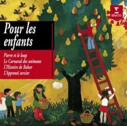 Pierre et le loup, Carnaval des Animaux, Babar,... laflutedepan