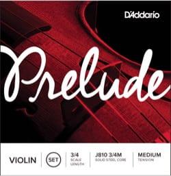 Cordes pour Violon - Prelude Strings Set for Violin 3/4, Medium Tie - Accessoire - di-arezzo.co.uk