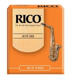 D'Addario Rico - Anches Saxophone Alto 3.5 laflutedepan
