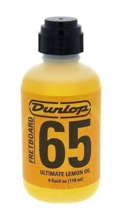 Huile de citron Dunlop 6554-FR pour touche laflutedepan