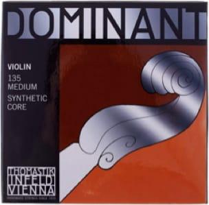 JEU de cordes pour VIOLON 4/4 - DOMINANT - laflutedepan.com
