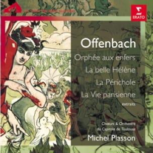 Extraits d' Opérettes - CD - Jacques OFFENBACH - laflutedepan.com