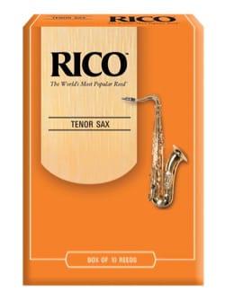 D'addario Rico - Anches Saxophone Tenor 2.5 laflutedepan