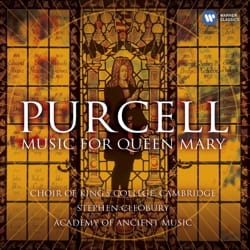 Music for Queen Mary - CHOEUR DU KING'S COLLEGE laflutedepan