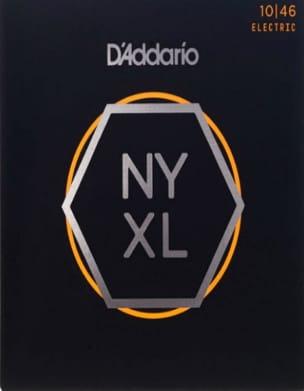 Jeu de cordes D'addario NYXL1046 Nickel Wound Regular Light 10-46 laflutedepan