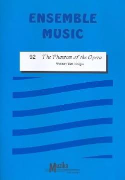 The Phantom of the Opera -Ensemble laflutedepan