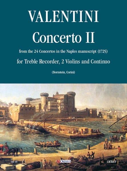 Concerto 2 - flauto, 2 violini e bc - laflutedepan.com