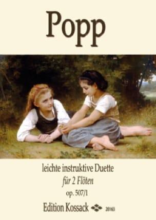 Duos Faciles et Instructifs, Opus 507/1 - Volume 1 Leichte Instruktive Duos - laflutedepan.com